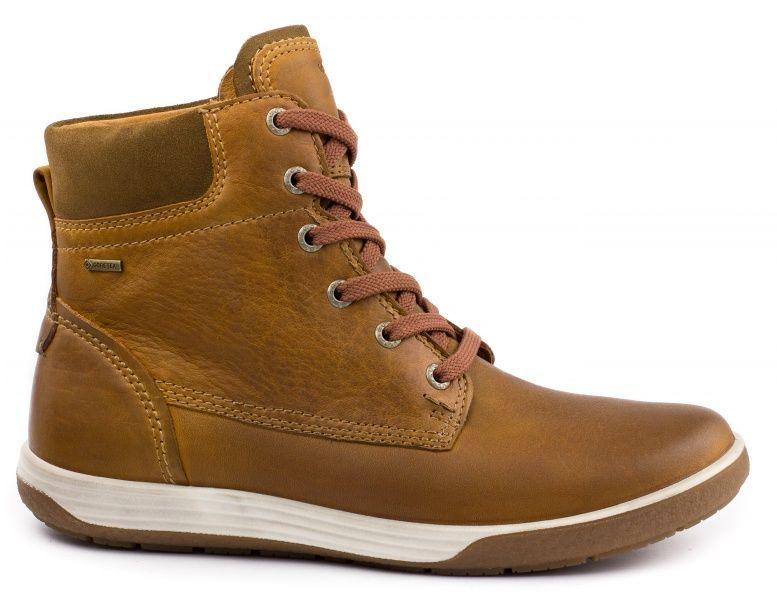 Ботинки для женщин ECCO CHASE II ZW5079 цена обуви, 2017