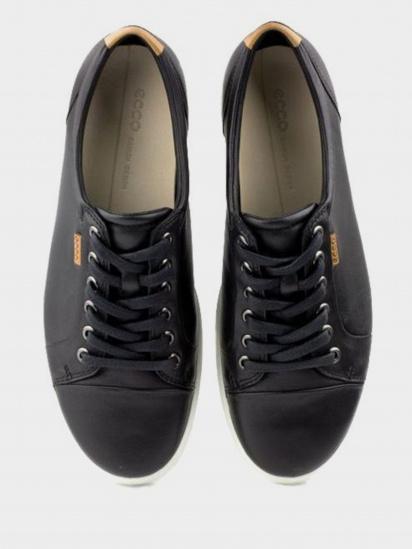 Полуботинки для женщин ECCO SOFT VII LADIES 430003(01001) размерная сетка обуви, 2017