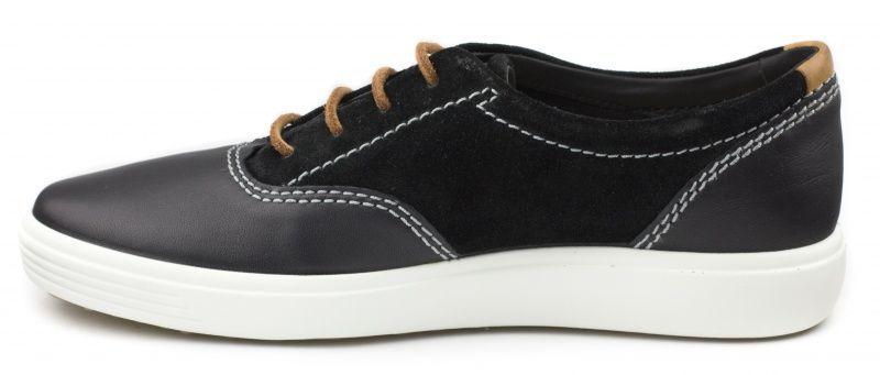 Полуботинки женские ECCO SOFT VII LADIES ZW5084 размеры обуви, 2017