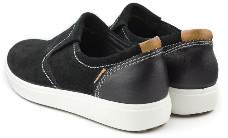 Полуботинки для женщин ECCO SOFT VII LADIES ZW5087 цена обуви, 2017