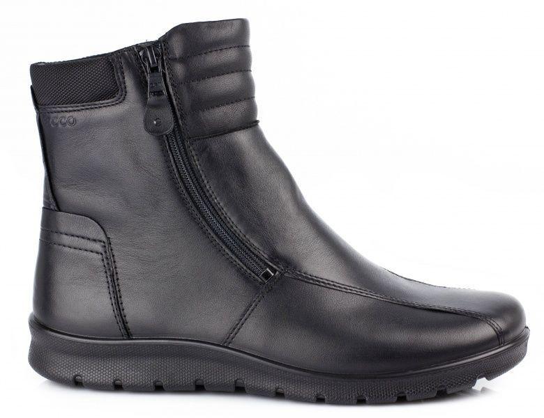 Ботинки для женщин ECCO BABETT BOOT ZW5089 примерка, 2017