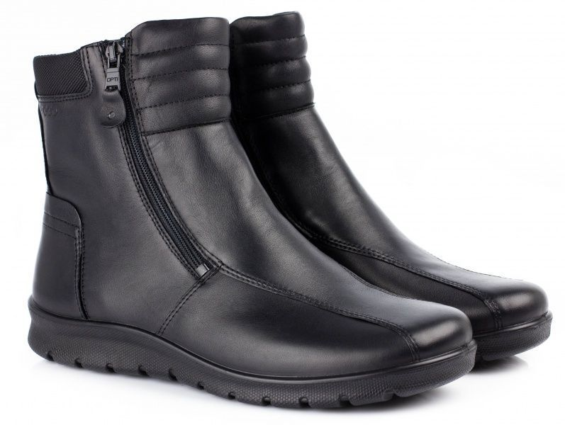 жіночі черевики ecco babett boot 215523(51707) шкіряні