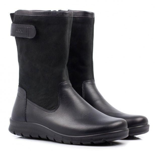 жіночі черевики ecco babett boot ZW5090 шкіряні