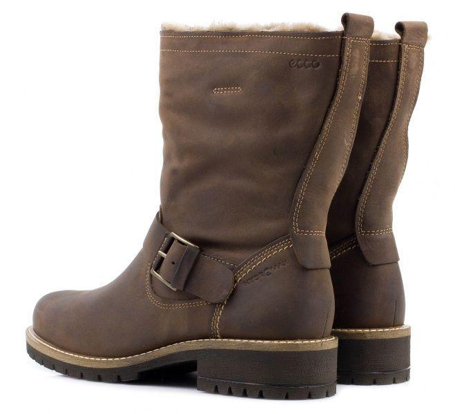 Ботинки для женщин ECCO ELAINE ZW5093 размерная сетка обуви, 2017