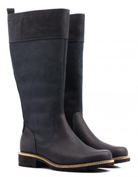 жіночі чоботи ecco elaine 244653(51052) нубукові
