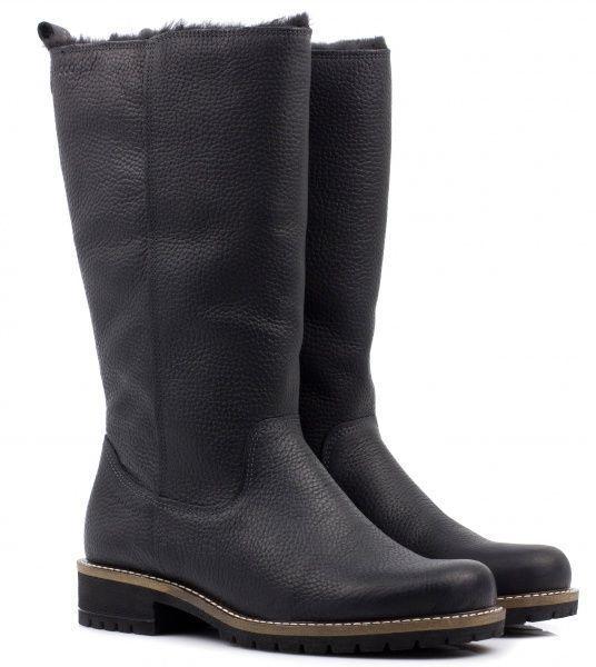 жіночі чоботи ecco elaine 244673(01001) шкіряні