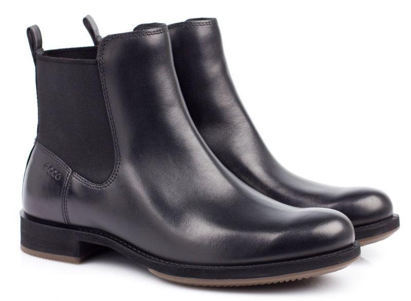 жіночі черевики ecco saunter 234673(21001) шкіряні
