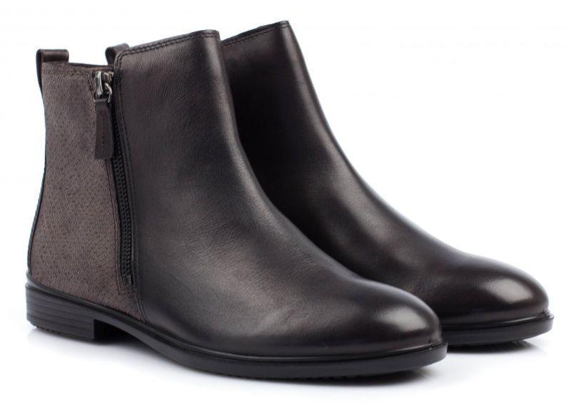 жіночі черевики ecco touch 15 b 261703(52987) шкіряні