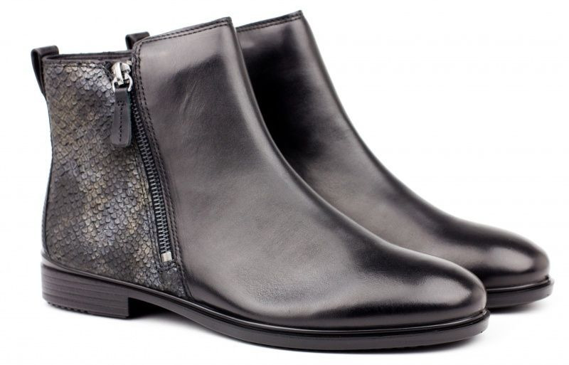 Ботинки для женщин ECCO TOUCH 15 B ZW5103 размерная сетка обуви, 2017
