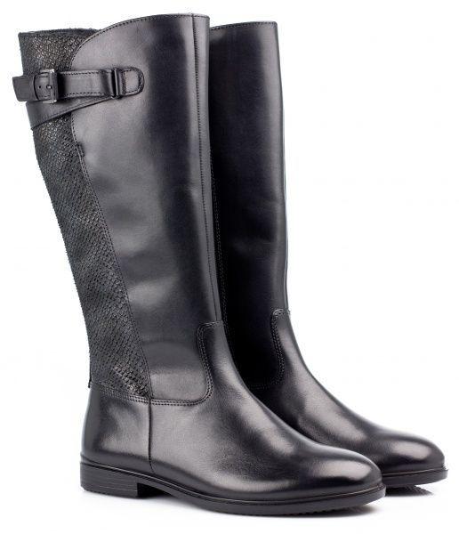 жіночі чоботи ecco touch 15 b 261723(53994) шкіряні