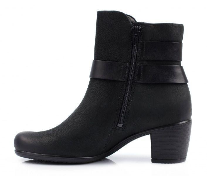 Ботинки для женщин ECCO TOUCH 55 B ZW5108 примерка, 2017