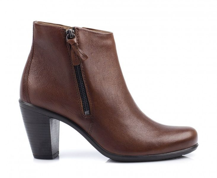Ботинки женские ECCO TOUCH 75B ZW5109 брендовая обувь, 2017