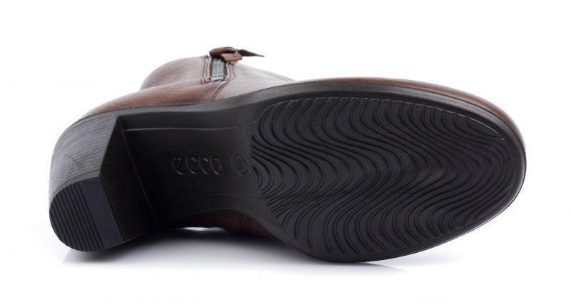 Ботинки женские ECCO TOUCH 75B ZW5109 цена обуви, 2017