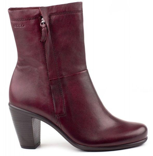 Ботинки для женщин ECCO TOUCH 75B ZW5112 размерная сетка обуви, 2017