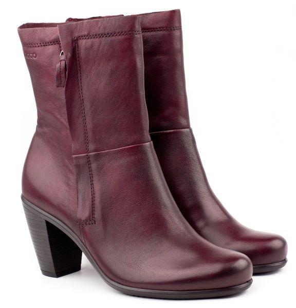Ботинки для женщин ECCO TOUCH 75B ZW5112 цена обуви, 2017