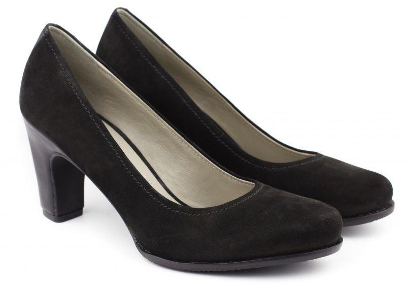 жіночі туфлі ecco toronto 351353(51052) нубукові