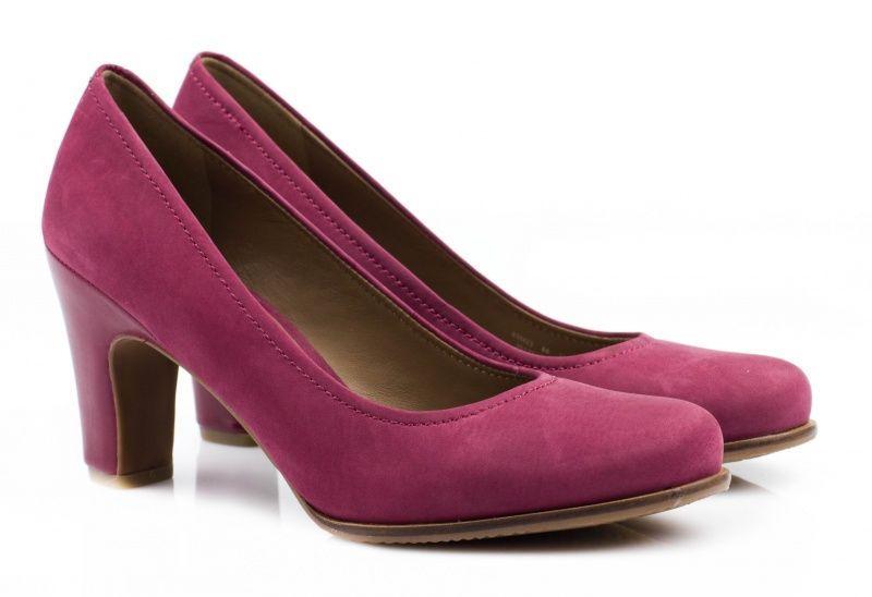 жіночі туфлі ecco toronto 351353(59223) нубукові