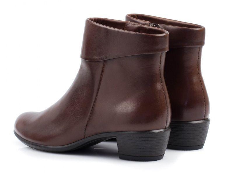 ECCO Ботинки  модель ZW5121 размеры обуви, 2017