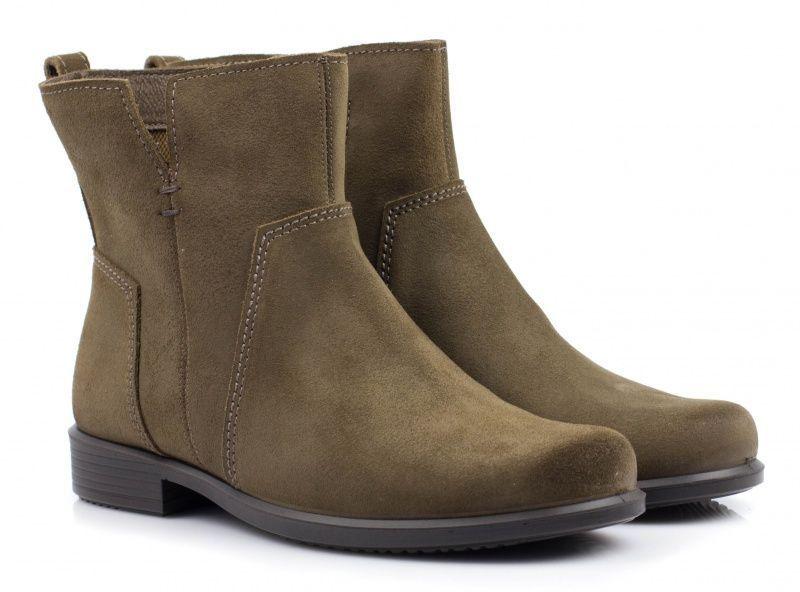 жіночі черевики ecco touch 25 b 264503(05175) замшеві