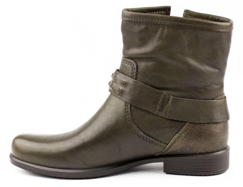 Ботинки для женщин ECCO TOUCH 25 B ZW5125 примерка, 2017