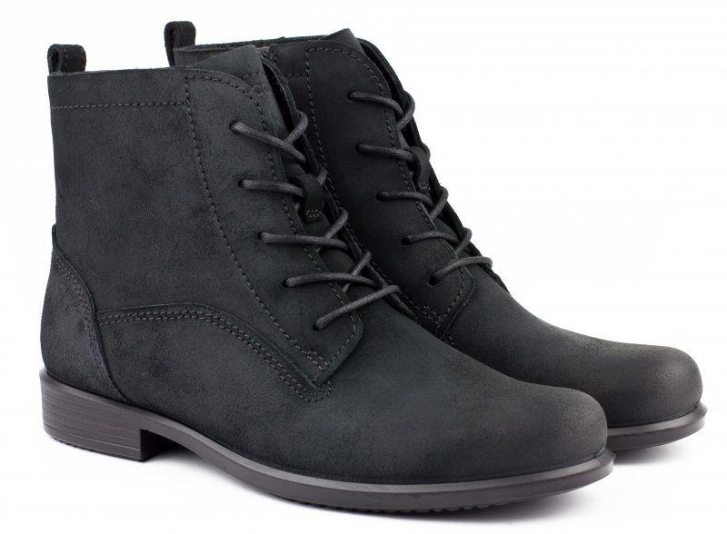 жіночі черевики ecco touch 25 b 264533(05001) замшеві