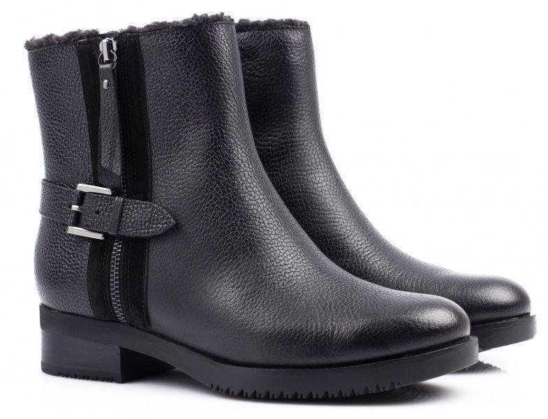 жіночі черевики ecco alta 359803(51052) шкіряні