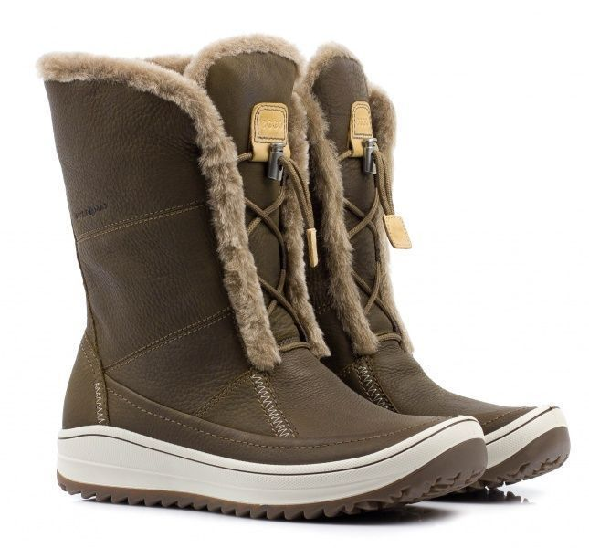 жіночі черевики ecco trace 834033(01175) шкіряні