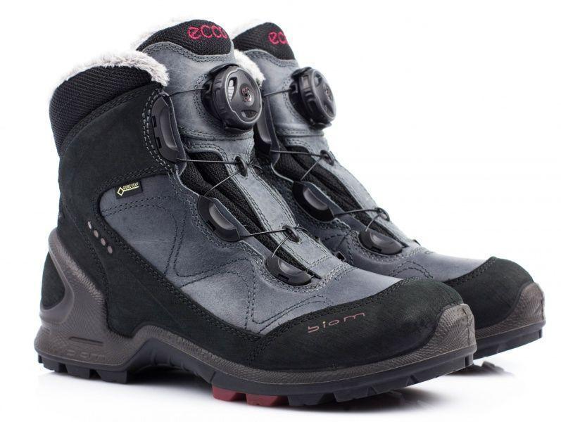 жіночі черевики ecco biom terrain 823573(59192) шкіряні