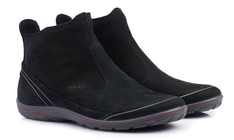 жіночі черевики ecco arizona 836553(59271) нубукові