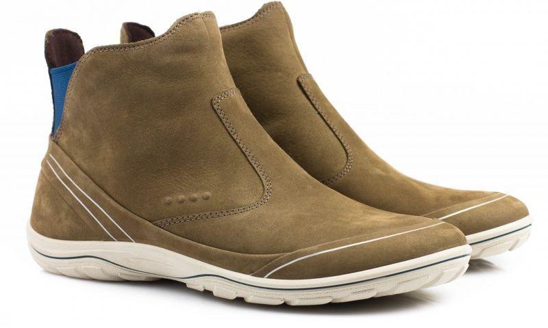 жіночі черевики ecco arizona 836553(59272) нубукові