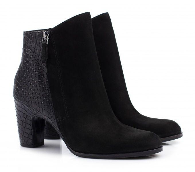 жіночі черевики ecco solbjerg 350823(51052) нубукові