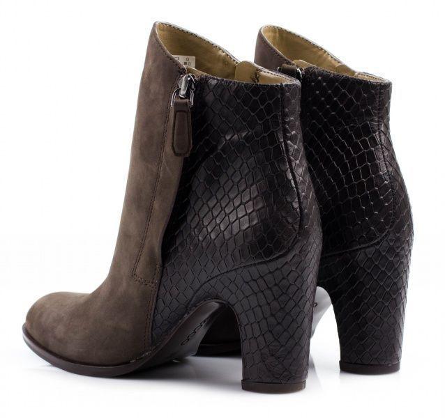 ECCO Ботинки  модель ZW5154 размеры обуви, 2017