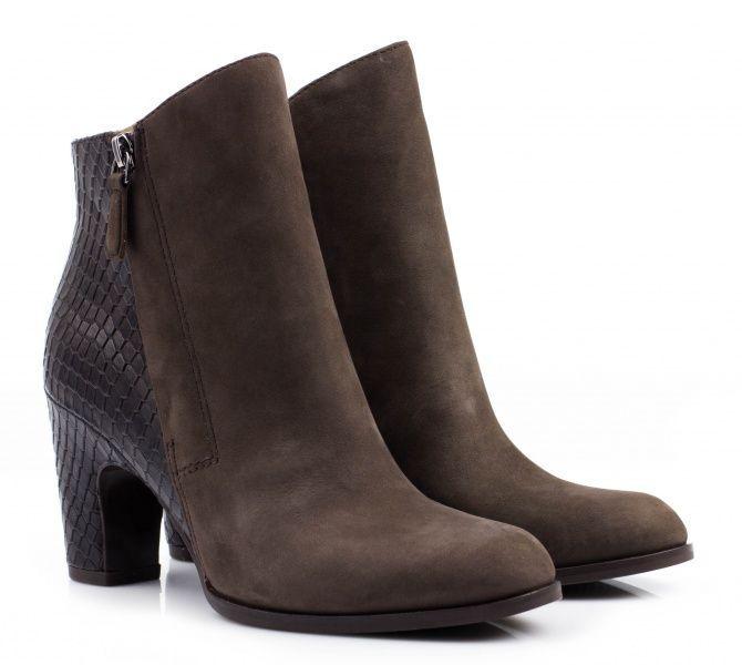 жіночі черевики ecco solbjerg 350823(58290) нубукові