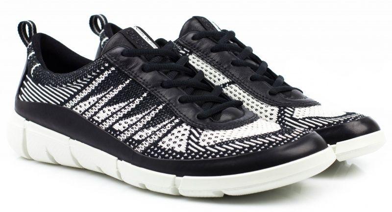 жіночі кросівки ecco intrinsic ZW5158 шкіряні/текстильні