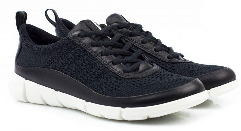 жіночі кросівки ecco intrinsic ZW5159 шкіряні/текстильні