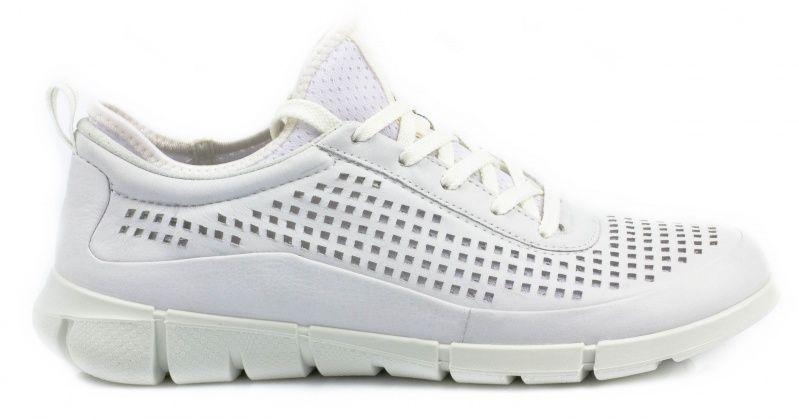 жіночі кросівки ecco intrinsic 860013(50874) шкіряні/текстильні
