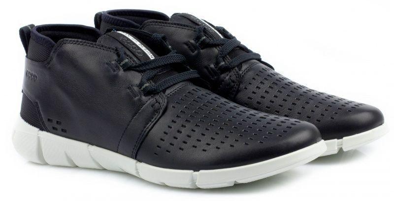 жіночі черевики ecco intrinsic ZW5162 шкіряні