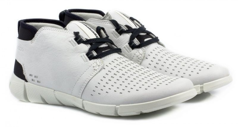 жіночі черевики ecco intrinsic 860023(01007) шкіряні