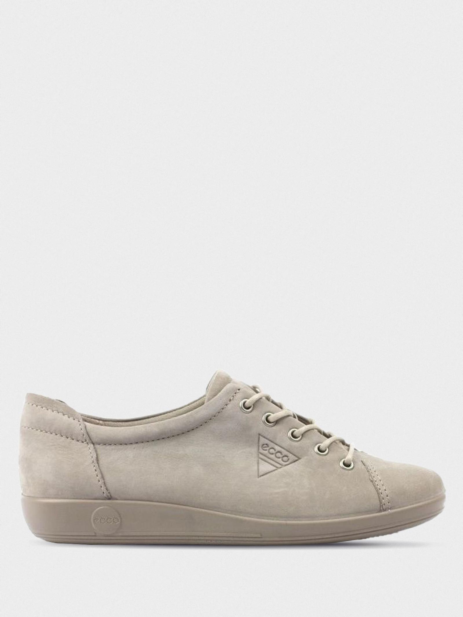 Напівчеревики  жіночі ECCO SOFT 2.0 ZW5170 розміри взуття, 2017