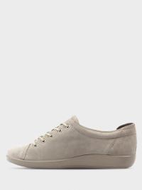 Напівчеревики  жіночі ECCO SOFT 2.0 ZW5170 купити взуття, 2017