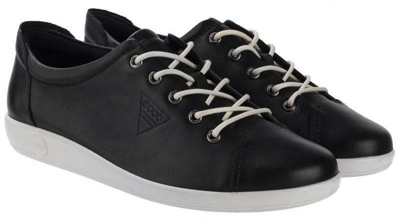 Полуботинки женские ECCO SOFT 2.0 ZW5172 брендовая обувь, 2017