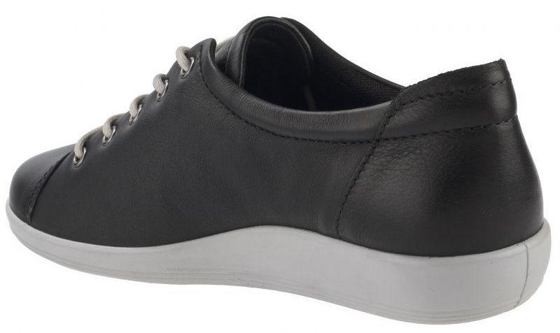Полуботинки женские ECCO SOFT 2.0 ZW5172 размеры обуви, 2017