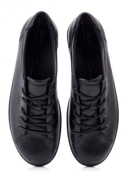 Полуботинки женские ECCO SOFT 2.0 ZW5174 размеры обуви, 2017