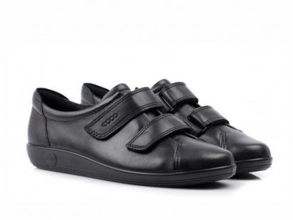 Полуботинки женские ECCO SOFT 2.0 206513(56723) брендовая обувь, 2017