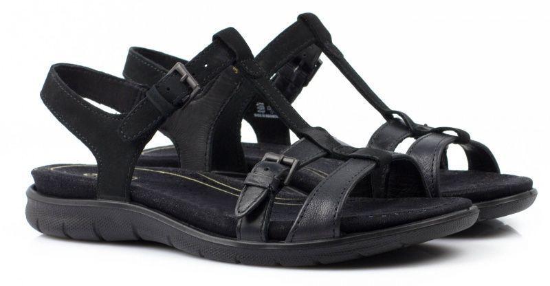 жіночі сандалі ecco babett sandal 214003(53859) нубукові