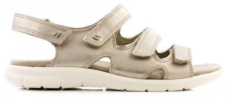 жіночі сандалі ecco babett sandal 214013(11459) шкіряні