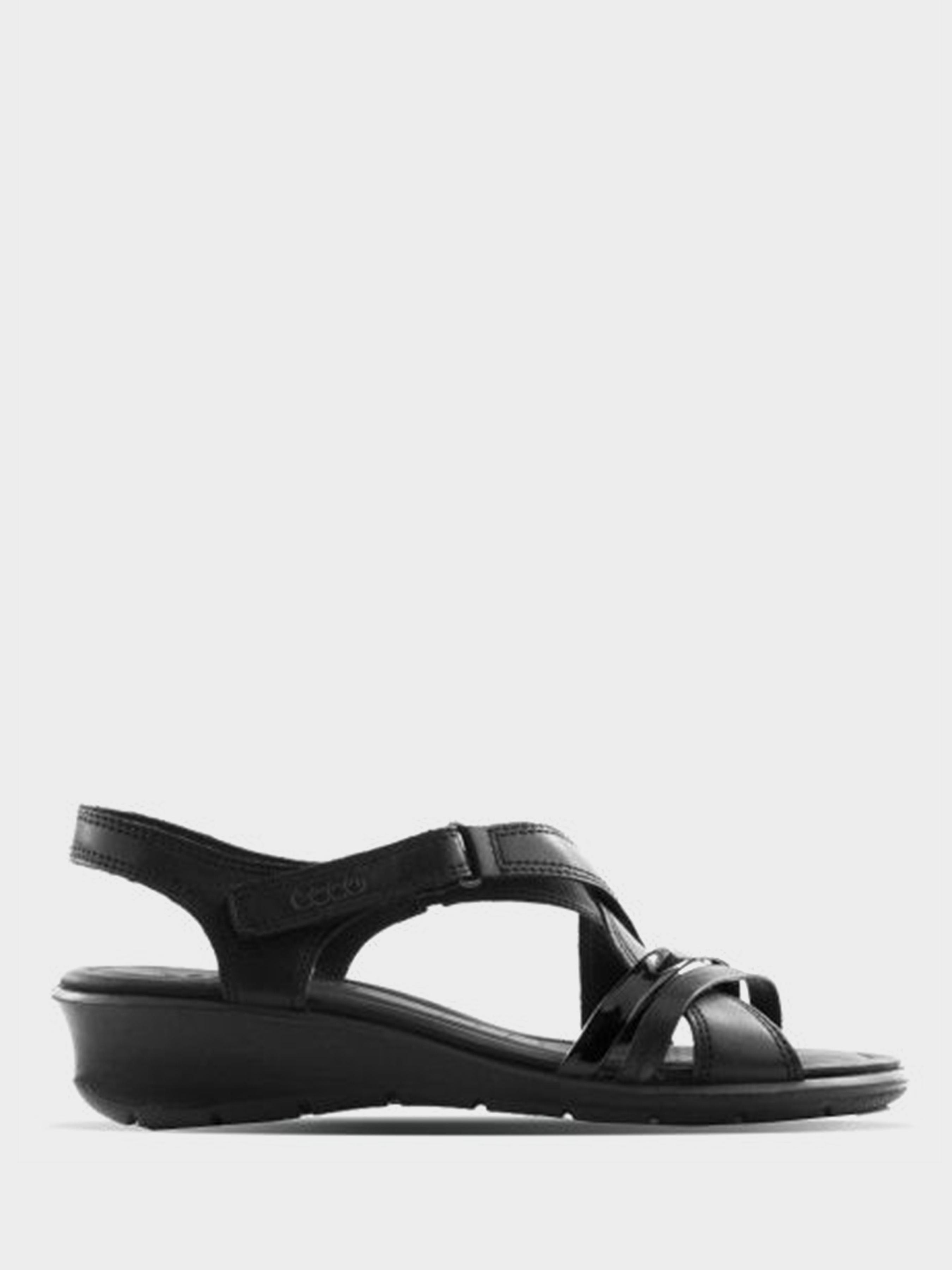 жіночі сандалі ecco felicia sandal 216513(51707) шкіряні