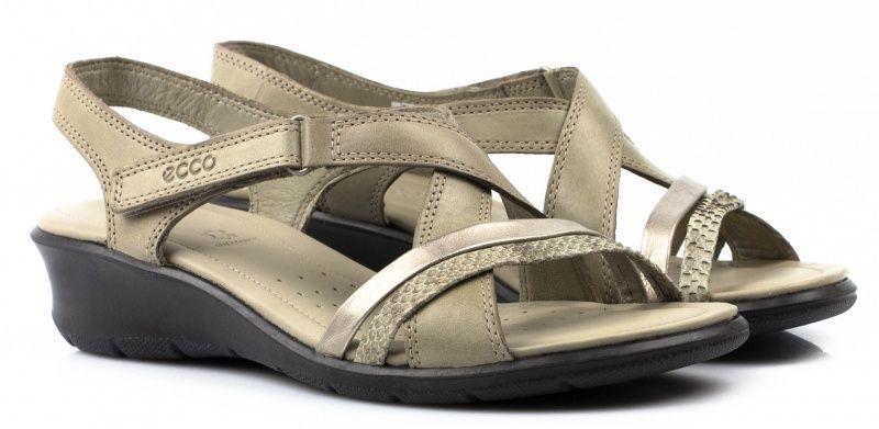 жіночі сандалі ecco felicia sandal ZW5196 шкіряні