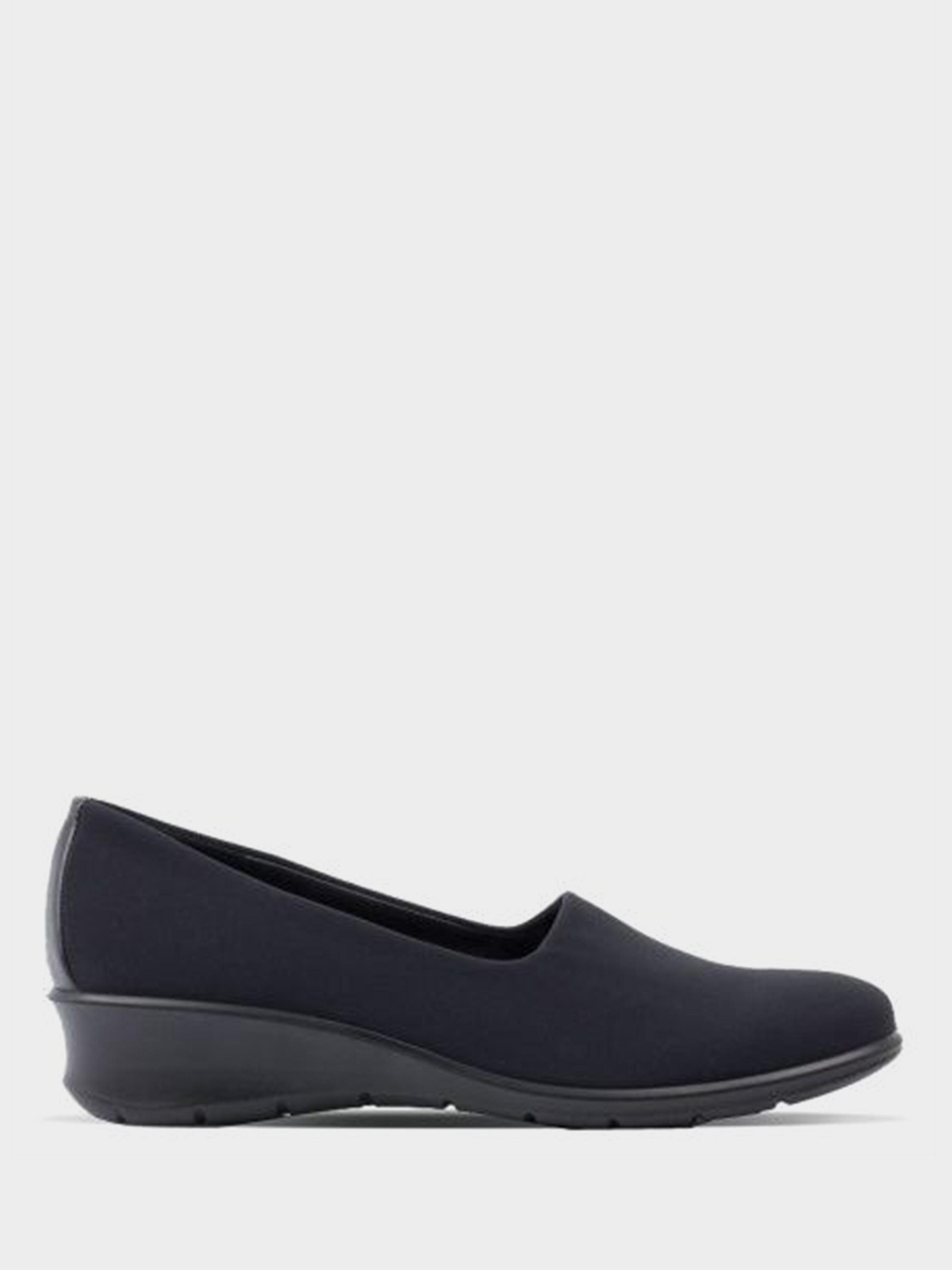 Полуботинки женские ECCO FELICIA ZW5199 брендовая обувь, 2017
