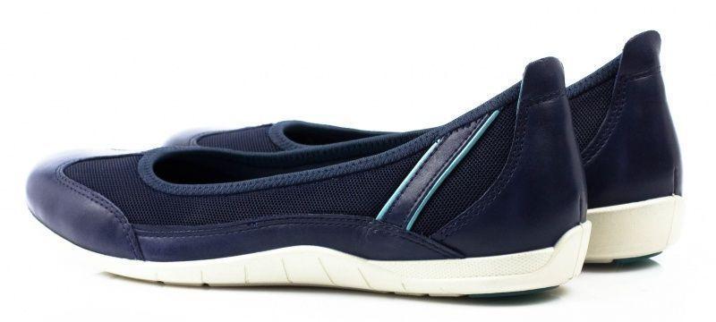 ECCO Балетки  модель ZW5203 размеры обуви, 2017